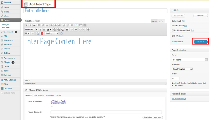 how-to-create-page