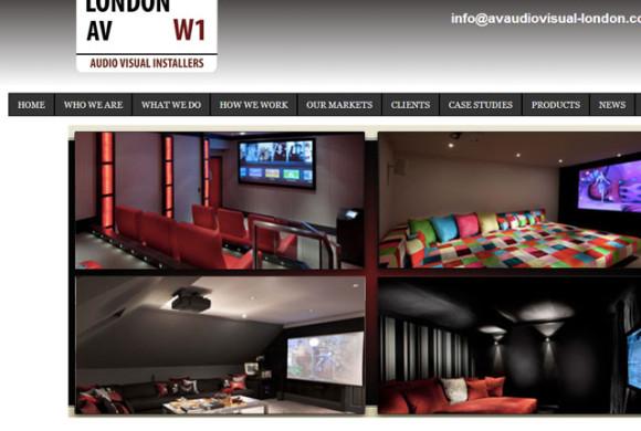 Av Audio Visual-London