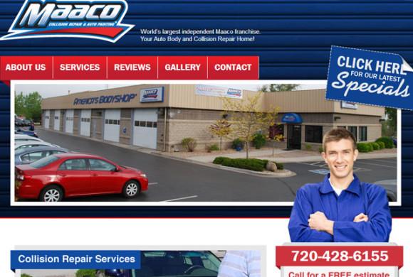 Collision Repair Colorado