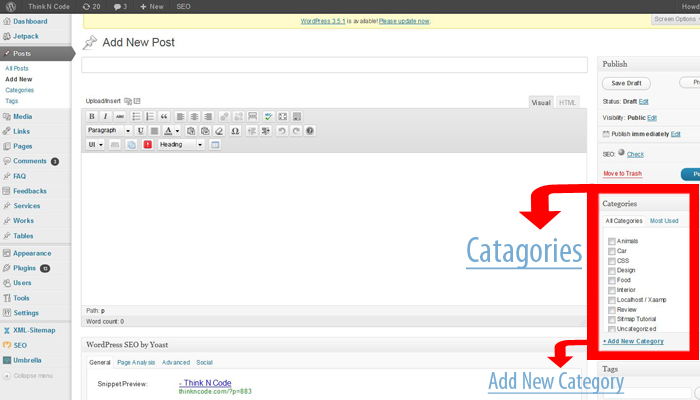 what-are-categories-and-how-to-add-new-category-in-wordpress